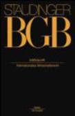Stefan Koos,Karl-Heinz Fezer,K Fezer - Internationales Wirtschaftsrecht EGBGB/IPR