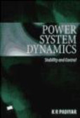 K R Padiyar,K Padiyar - Power System Dynamics