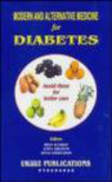 I Ali Khan - Modern & Alternative Medicine for Diabetes