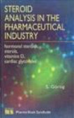 S Gorog - Steroid Analysis In The Pharmaceutical Industry