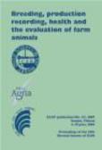Breeding production recording health & evaluation of farm