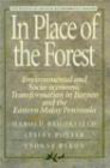 United Nations University Press,H Brookfield - In Place of the Forest