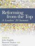 United Nations University Press,English - Reforming from the Top
