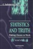 C. R. Rao - Statistics and Truth