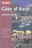 Cote d`Azur Berlitz Pocket Guide