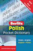 Polish Berlitz Pocket Dictionary