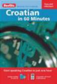 Croatian Berlitz in 60 Minutes Audiobook