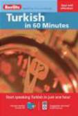 Turkish Berlitz in 60 Minutes Audiobook
