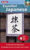 Japanese Berlitz Essential with CD