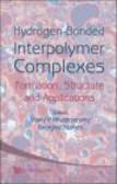 K Vitaliy - Hydrogen-Bonded Interpolymer Complexes