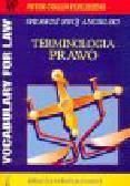 Collin P.H. - Terminologia: prawo