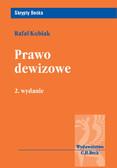 Rafał Kubiak - Prawo dewizowe