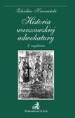Zdzisław Krzemiński - Historia warszawskiej adwokatury