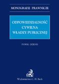 Paweł Dzienis - Odpowiedzialność cywilna władzy publicznej