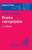 Matthias Herdegen - Prawo europejskie