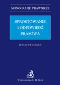Bogusław Kosmus - Sprostowanie i odpowiedź prasowa