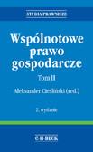 Dariusz Adamski, Aldona Dereń, Teresa Korbutowicz - Wspólnotowe prawo gospodarcze. Tom II