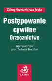 Tadeusz Ereciński, Karol Weitz, Witold Borysiak - Postępowanie cywilne. Orzecznictwo