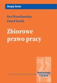 Paweł Nowik, Ewa Wronikowska - Zbiorowe prawo pracy