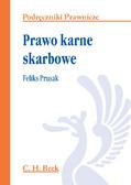 Feliks Prusak - Prawo karne skarbowe