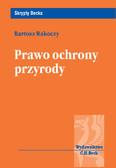 Bartosz Rakoczy - Prawo ochrony przyrody