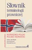 Maciej Iwanow, Michał Jan Filipek, Romuald Iwanow - Słownik terminologii prawniczej norwesko-polski polsko-norweski