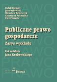 prof. Jan Grabowski - Publiczne prawo gospodarcze