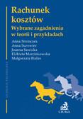 Joanna Sawicka, Anna Stronczek, Anna Surowiec - Rachunek kosztów. Wybrane zagadnienia w teorii i przykładach
