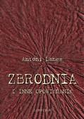 Antoni Lange - Zbrodnia i inne opowiadania