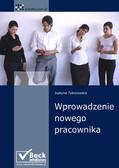 Justyna Tyborowska - Wprowadzenie nowego pracownika