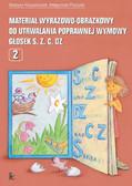 Grażyna Krzysztoszek, Małgorzata Piszczek - Materiał wyrazowo-obrazkowy do utrwalania poprawnej wymowy głosek s, z, c, dz