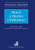 Elżbieta Skowrońska-Bocian, Witold Borysiak, Andrzej Grad - Prace z prawa cywilnego