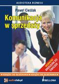 Paweł Cieślak - Komunikacja w sprzedaży