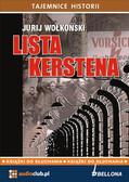 Jurij Wołkoński - Lista Kerstena