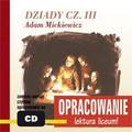 Adam Mickiewicz - Dziady część III - opracowanie