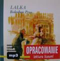 Bolesław Prus - Lalka - opracowanie
