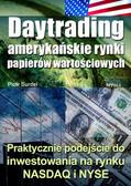 Piotr Surdel - Daytrading - amerykańskie rynki papierów wartościowych