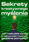 Andrzej Bubrowiecki - Sekrety kreatywnego myślenia