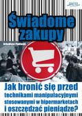 Arkadiusz Podlaski - Świadome zakupy
