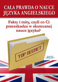 Lidia Głowacka-Michejda - Cała prawda o nauce języka angielskiego