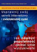 Emilia Jedamska - Niezawodne strategie wygrywania w sieci