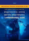 Emilia Jedamska - Usprawnij swój serwis internetowy i zwielokrotnij zyski