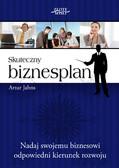 Artur Jahns - Skuteczny biznesplan