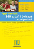 Opracowanie zbiorowe - 365 zadań i ćwiczeń z rozwiązaniami. Język niemiecki