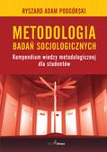 dr Ryszard Podgórski - Metodologia badań socjologicznych