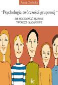 Aneta Chybicka - Psychologia twórczości grupowej