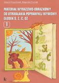 Grażyna Krzysztoszek, Małgorzata Piszczek - Materiał wyrazowo-obrazkowy do utrwalania poprawnej wymowy głosek ś, ź, ć, dź