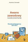 Kazimierz Ostrowski - Awans zawodowy nauczyciela wychowania fizycznego. Rozwój pedagogiczny od A do Z