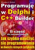 Mirosław Kubiak - Programuję w Delphi i C++ Builder - cz.2