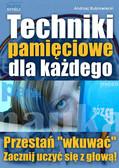 Andrzej Bubrowiecki - Techniki pamięciowe dla każdego